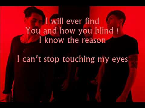 AFI - Pink Eyes (Lyrics on screen)