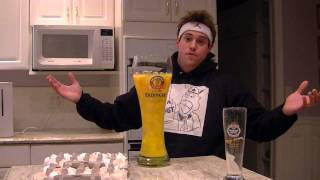 Drinking 50 Raw Eggs From The World