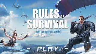 Rules of Survival - Обзор на андроид #80 (PUBG на андроид)