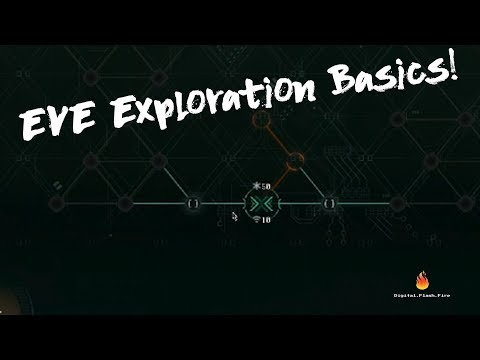 Charting the Universe! - EVE Online exploration guide (Basic)