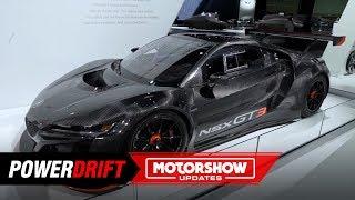 2019 Acura NSX GT3 : Legendary masterpiece : 2018 LA Auto Show : PowerDrift