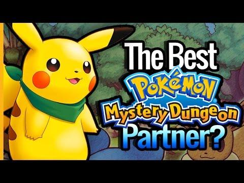 Who Is The Best Partner? (Pokemon Mystery Dungeon)   Fiddledo