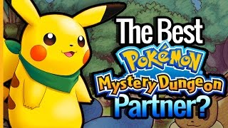 Who Is The Best Partner? (Pokemon Mystery Dungeon) | Fiddledo