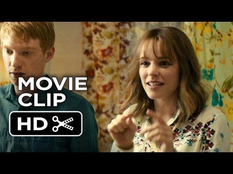 About Time Movie CLIP - Parents  - Rachel McAdams Movie