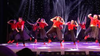 00598  Шоу балет Аллы Духовой Тодес Колпино 01 12 2017 Тамара Павлова