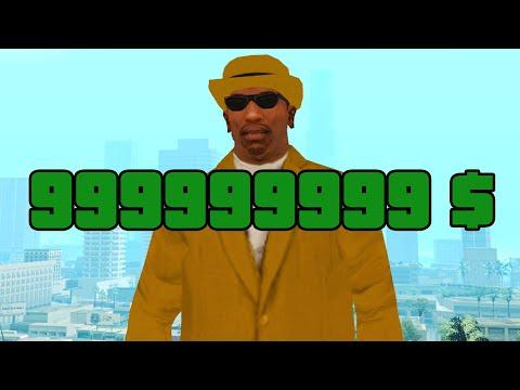 💰 3 способа заработать деньги в GTA San Andreas