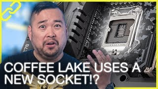 Coffee Lake doesn't use Z270, Vega 56 vs. 1070,
