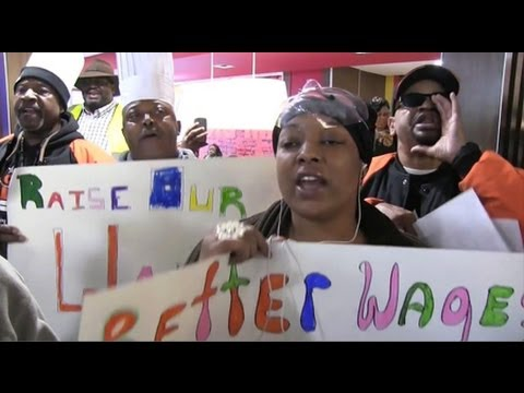 D.C. Workers Win $11.50 Minimum Wage Increase