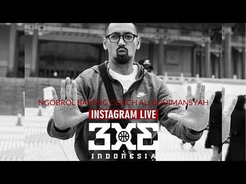 LIVE ZOOM LPDUK-TV: 3x3 INDONESIA - Ngobrol bareng Coach @alibudi31