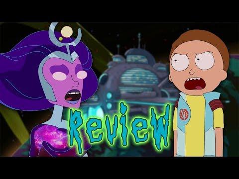 VINDICATORS 3: THE RETURN OF WORLD ENDER [Rick & Morty Review] Interdimensional Intellect