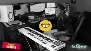 """AKA  """"The world is your""""  Studio Session 