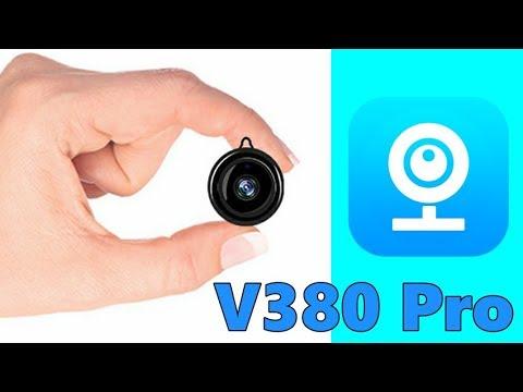V380 Pro Apk Home Security Camera Settings