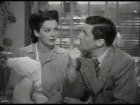 Rosalind Russell  Funny Moments XIV
