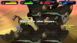 Worms Reloaded Multiplayer Fun [Match 1] The Tower of Death