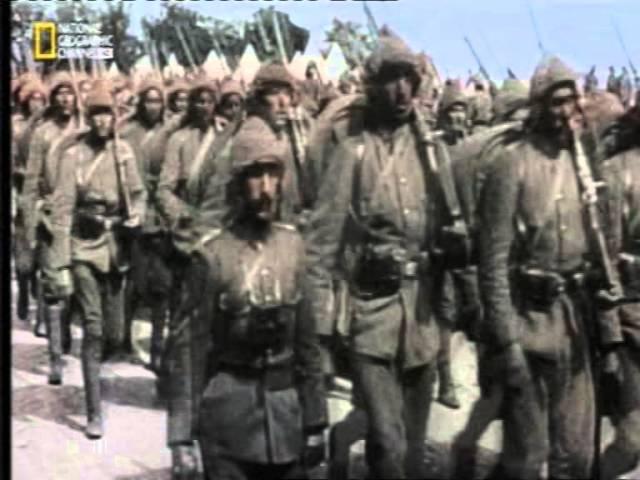 DOCUMENTAL: Apocalipsis, la I Guerra Mundial Genocidio armenio