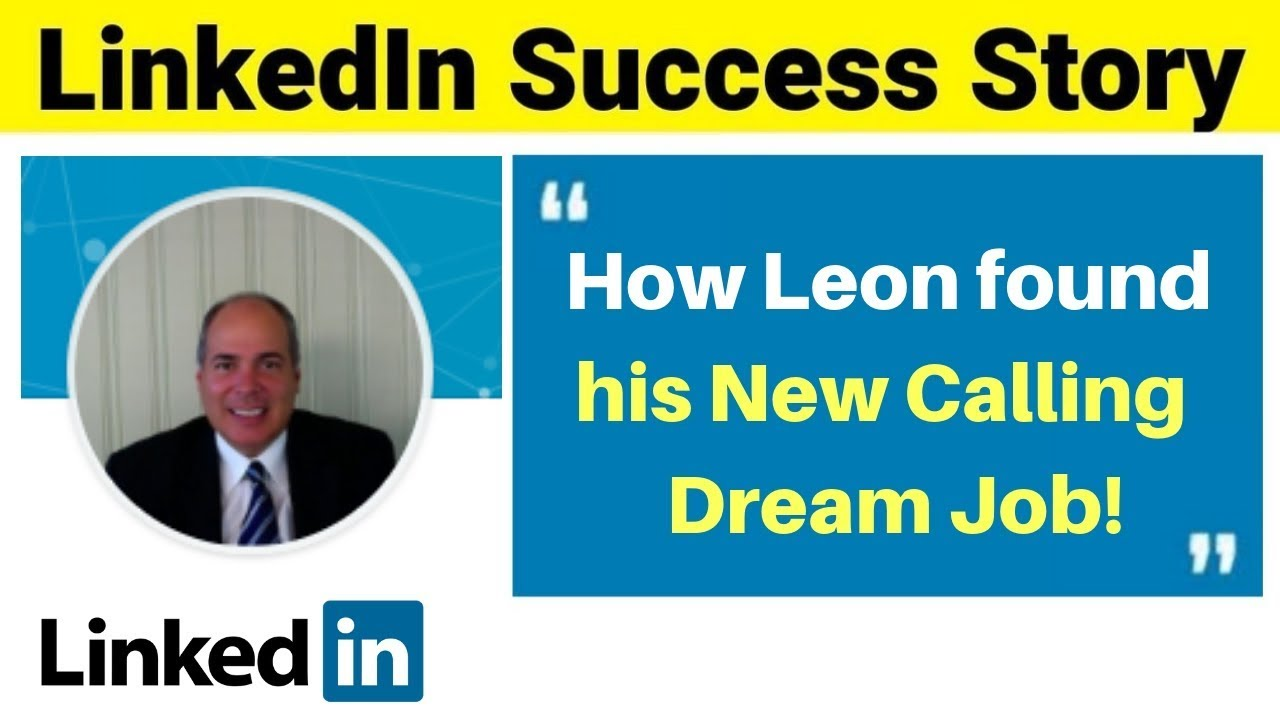How To Get A Job Through Linkedin Linkedin Profile Tips 2019