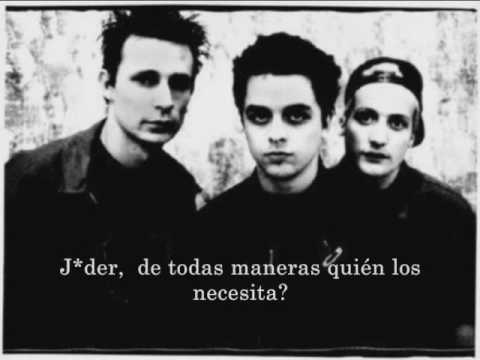 Green Day Burnout Letra en español
