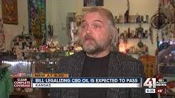 CBD oil one step closer to legalization in KS