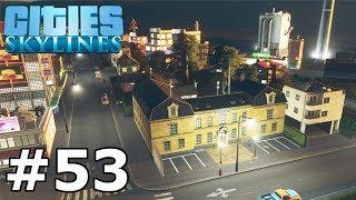 Cities Skylines (#53) - Bezpieczeństwo mieszkańców najważniejsze