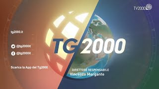 TG2000, 27 ottobre 2021 - Ore 20.30