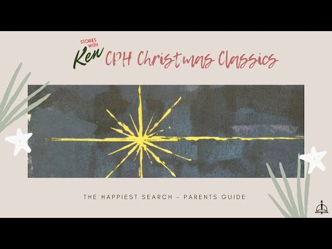 Parents Guide for The Happiest Search | Children's Christmas Bible Story Book