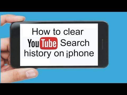 How to clear YouTube search history on iPhone iPod iPad
