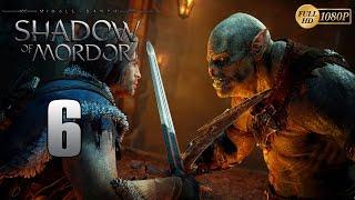La Tierra Media: Sombras de Mordor Parte 6 Español Gameplay Walkthrough (PC XboxOne PS4)