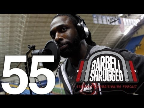 Interview with Kendrick Farris 2-Time Olympian for USA Weightlifting - Barbell Shrugged EPISODE 55