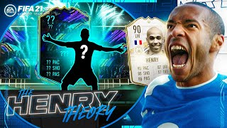 WE PACKED A FUTURE STAR + 50 PLAYER  PICKS (The Henry Theory #59) (FIFA Ultimate Team)