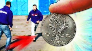 Мы ПОВТОРИЛИ 5 КРУТЫХ ИГР ДЕТЕЙ СССР