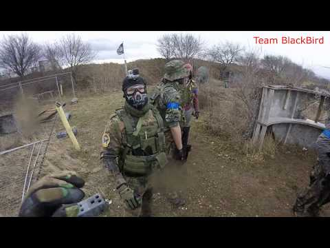 Airsoft CQB Gameplay​ Bia*ch