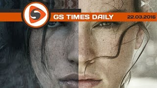 GS Times [DAILY]. Новая Лара Крофт, iPhone SE, Bad Company 3