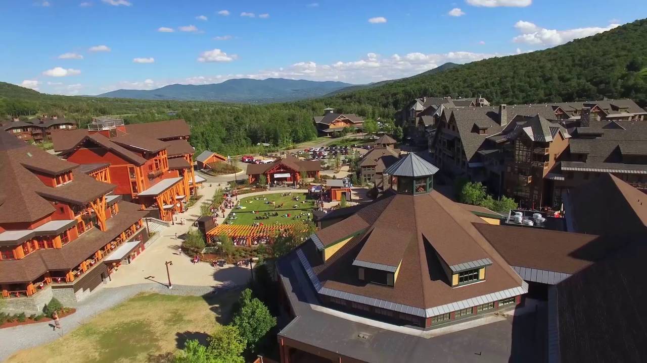 the all-new stowe mountain resort summer - youtube