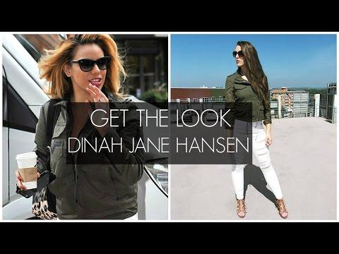 Get the Look | Dinah Jane Hansen Hair, Make-up & Outfit!