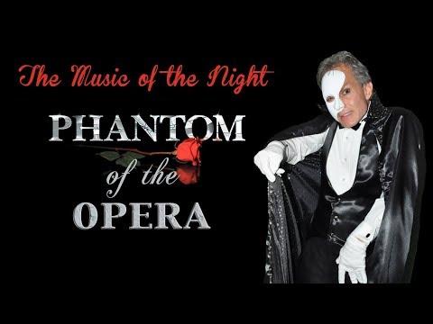 Phantom of the Opera - Music of the Night (Las Vegas) Singing Telegram
