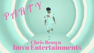 Chris Brown - Party (Imvu Music Video)