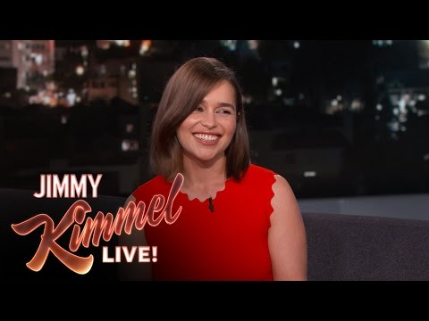 Thumbnail: Emilia Clarke Can Talk Like a Valley Girl