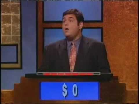 Jeopardy! Contestant Impersonates Sean Connery