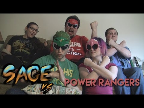 Sage vs. Power Rangers