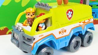 Paw Patrol Toy Video for Kids - बच्चों के लिए जानवरों के नाम जानें (Hindi)