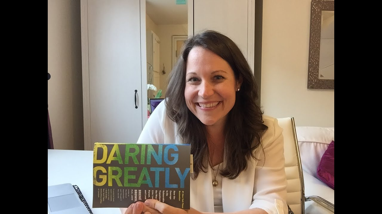 What Every Entrepreneur Can Learn From Bren� Brown's Book, Daring Greatly  And The Marble Jar Story
