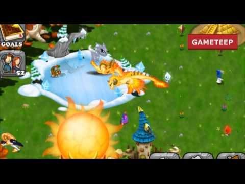 How to Breed Solstice Dragon 100% Real! DragonVale! wbangcaHD