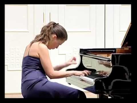 D. Scarlatti - Sonata in A major, K. 113 — Irina Bogdanova