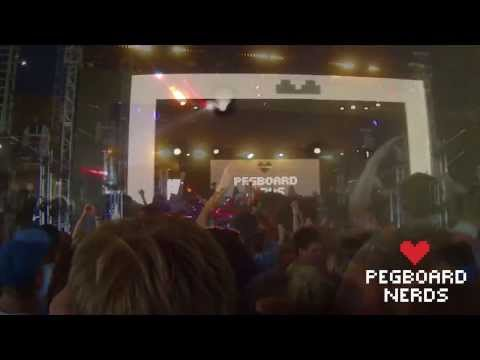 Pegboard Nerds Live @ Reading Festival
