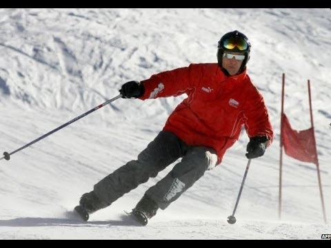 SCHUMACHER SKIING ACCIDENT EXPLAINED - BBC NEWS