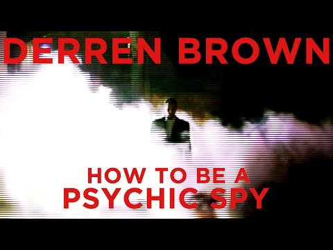 Derren Brown | The Events: How to Be a Psychic Spy FULL EPISODE