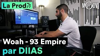 93 Empire  quot;Woahquot;  Comment Diias a composé le hit