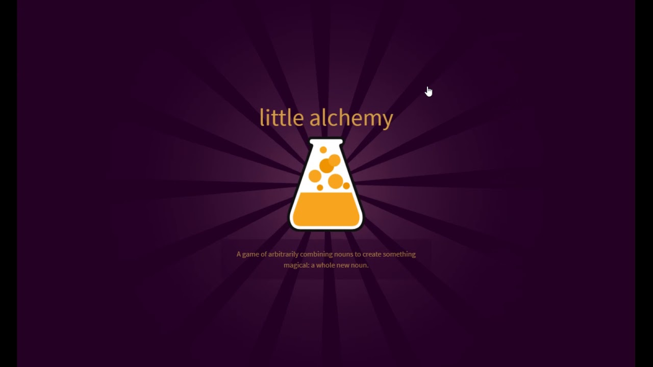 Little Alchemy 2 Lösung