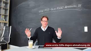 www.erste-hilfe-dsgvo-abmahnung.de