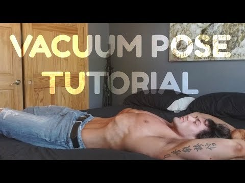 How To Stomach Vacuum - Exercises, Tips And Cues
